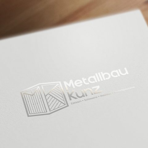 metallbau_kunz_logodesign