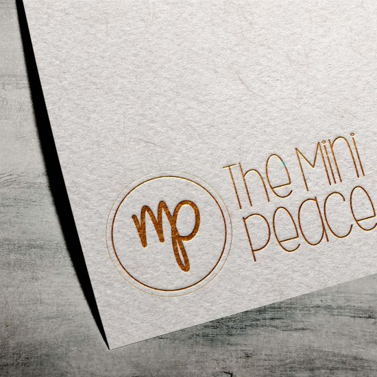 theminipeace_logodesign
